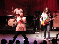 Say Anything - Max Bemis, Garron DuPree, Parker Case, Reed Murray & Kenny Bridges (Peter Hutchins) Tags: max reed dc washington bridges case kenny say murray parker anything dupree 930club sayanything bemis garron maxbemis kennybridges garrondupree parkercase reedmurray