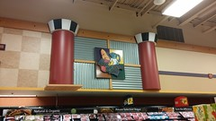 Transitional Dcor Elements (Retail Retell) Tags: kroger grocery store s perkins east memphis tn former schnucks seessels albertsons industrial circus decor shelby county retail