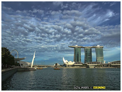 Cloudy Sky @ Singapore Mirina Bay Sands (wsboon) Tags: city travel cruise light sky holiday color tourism water architecture clouds composition buildings relax corporate bay design photo google search singapore asia exposure cityscape view nocturnal skyscrapers heart cloudy perspective visit tourist calm explore photograph land destination serene cbd sands pimp nocturne dri cloudysky singapura centralbusinessdistrict blending singaporecityscape masteratwork uniquelysingapore mirina singaporecity peopleculture olympusdigitalcamera singaporecruise singaporelandscape singaporetouristattractions olympusep5 nocommentsimplyperfectsingaporeview singaporefamouslandmarks lumixgvario1232f3556 singaporemirinabaysands mirinabaysands