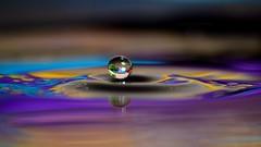 High Speed Droplet 01 (www.EyePics.net) Tags: abstract macro horizontal closeup speed high nikon sigma droplet 70300