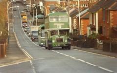 Last Flowering (reynardbizzar) Tags: bristol island 1982 transport southern vectis council isle flf wight ryde bakeries ecw lodekka binstead