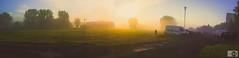 Morning Fog (Dragon6902) Tags: city sky panorama sun art nature sunshine clouds sunrise photography outdor vsco citylens