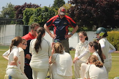 Girls U13 V Clontarf 5th June 2016