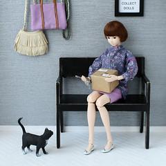 IMG_3772 900 (MINIMAGINE) Tags: momokodoll sixthscale playscale dolldiorama