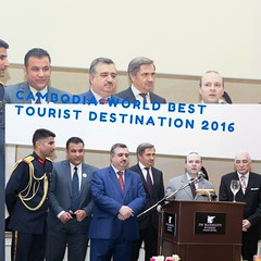 CAMBODIA IS WORLD BEST TOURISM DESTINATION IN 2016 -ECTT (European Council on Tourism and Trade) Tags: tourism office european dr and council anton cultural on of academyeuropean tradeethiopiafavorite destinationcambodiaworldbesttourismdestinationin2016touristpresident carageapresident tradeprimeministerofcambodiahunsen