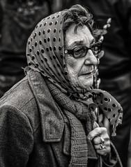 Babushka (Paco_X) Tags: scarf cleveland willow babushka dyngusday