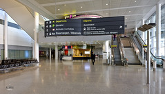 Airport station (A. Wee) Tags: toronto ontario canada up airport express yyz    unionpearson
