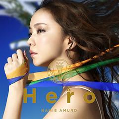 Hero_cover_CD+DVD (Namie Amuro Live ) Tags: namie amuro hero singlecover cddvd