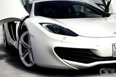 Mclaren MP4-12C eye led (@GLTSA Over a million views) Tags: auto white cars car canon photography photo nikon exterior image photos interior images mclaren saudi autos jeddah rim rims saudiarabia iphone mp412c