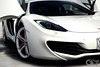 Mclaren MP4-12C eye led (@GLTSA Over a million views) Tags: auto white cars car canon photography photo nikon exterior image photos interior images mclaren saudi autos jeddah rim rims saudiarabia iphone mp412c