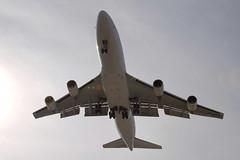 F-GISD B747-428 Air France (eigjb) Tags: usa france plane airplane airport florida miami aircraft aviation air international mia boeing b747 kmia fgisd b747428