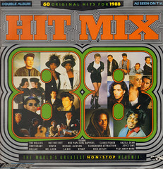 Hit Mix LP 1988