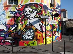 street art & graffiti Vitry-sur-Seine - DacruZ (_Kriebel_) Tags: street paris art graffiti rue urbain kriebel february2012