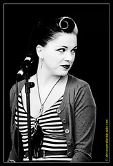IMELDA MAY 29 (adriangeephotography) Tags: park light music festival rock photography folk live band pop surrey indie adrian gee guildford stoke 2009 available guilfest adriangeephotography
