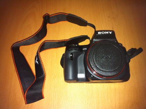 Sony SLT-A55V