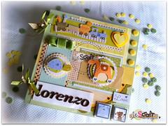 Kit Baby Safari (Le Scraft) Tags: baby scrapbook scrapbooking fotos beb macaco fotografia scrap cavalo tartaruga bicho leo girafa bichinhos lbum safri lbuns livrodobeb livrodobebbeb
