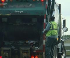 Waste Management 120227 (267) (JoJo Garbage Trucks) Tags: rear management waste loader mcneilus