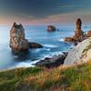 Los Urros, one to one (Andoni Lamborena) Tags: costa seascape marina atardecer cantabria liencres lr4 paisajemarino sotodelamarina costaquebrada lamborena losurros ☆thepowerofnow☆