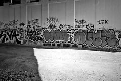 Outie (damonabnormal) Tags: street city urban blackandwhite bw streetart philadelphia graffiti march fuji tag streetphotography tags tagged urbanart pa dang philly graff taggers phl fujinon 2012 215 serf tagz urbanite outie kesh x100 rrgraff fujix100
