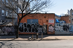 (Laser Burners) Tags: nyc newyorkcity brooklyn soup graffiti spring hour gusto adek bruz citynoise btm darks