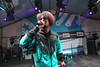 Danny Brown performing at the Converse Fader Fort During the SXSW Festival Austin, Texas
