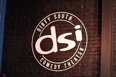 DSI Comedy Logo