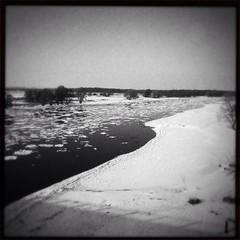 Winter-Elbe