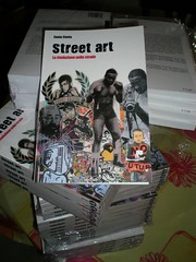 "STREET ART book (""14BOLT"") Tags: street art stickers 14bolt"