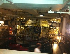 Queen Mary - engine room5 (ron.zima) Tags: our children for coach air free clean vehicles health carbon co2 asthma dioxide al macphee vicki change global warming climate expo green kids pat go air brian motor network clean dad childrens hockey ron industries robertson bowman uma idlefree zima idle macphee ziska gillis chato mci