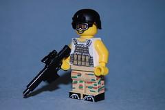 P.M.C. (Jaf bricks) Tags: mod lego brickarms minifigcat legoboyjaf