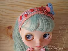 bluebird headband