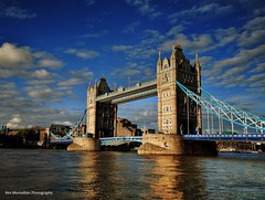 tower bridge (vertorama hdr) (Rex Montalban) Tags: greatbritain england london towerbridge europe stitched hdr photomatix unitedkindom vertorama rexmontalbanphotography pse9
