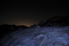 Blissful Radiant (eternal_ag0ny) Tags: light india night star nikon friend shot tokina karnataka kolar 1116mm antaragange d300s