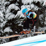 Teck Parsons Super-G 2012 Mikayla Martin (WMSC) PHOTO CREDIT: Jim Davie