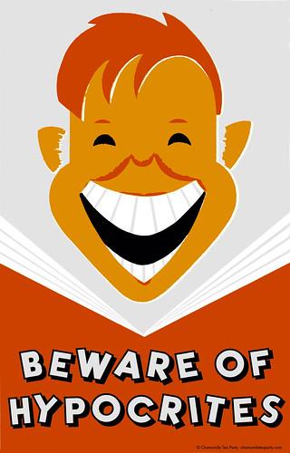 Beware of Hypocrites