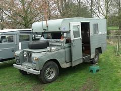 TV02791-Kirkby Stephen. (day 192) Tags: truck rover stephen land landrover campervan kirkby kirkbystephen transportrally orn101 kirkbysteohenclassiccommercialvehiclerally