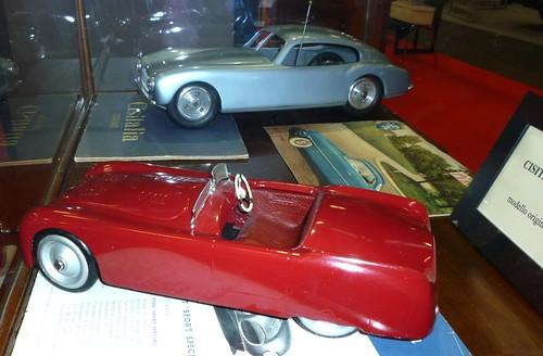 Cisitalia 202 coupé e spider