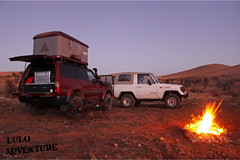 Morocco 2011 - Bushcamping (adolfo_lulo) Tags: sand desert jeep mud offroad 4x4 dunes extreme 4wd dirt morocco trips routes winch offroading rivercrossing westernsahara toyotalandcruiser winching mudding deepwater fj40 crawlers defender90 landroverdefender rockcrawling lulo xtrem bj42 hardtrails toyotaprado hj61 lj70 kzj90 hdj80 landcruiser70 sandyroads kzj70 adventuretravels warn8274 extremeroads gigglepin luloadventure caxideaventura4x4 quintanillas4x4 fzj71 chatanoff wwwcaxideaventura4x4es fzj80underwater toyotabundera warn95xp