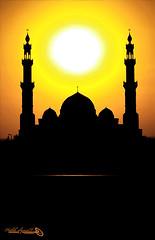 Princess Nora Bint Abdul Rahman University ( Explore ) (Halah Al-yousef ||||) Tags: camera silhouette canon eos university princess mosque nora 7d rahman 70200 abdul 28l bint     halah                 alyousef