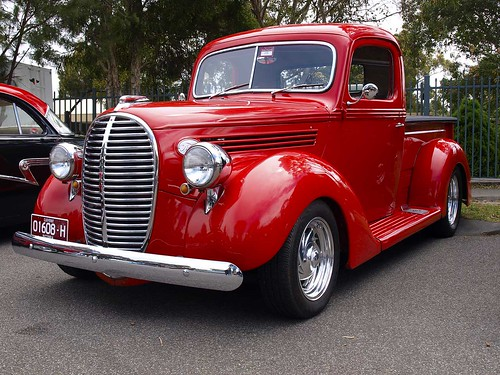 "1938 Ford ""Beer Barrel"" Pickup"