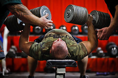 "Dumbbell Benching at an Elitefts UGSS • <a style=""font-size:0.8em;"" href=""http://www.flickr.com/photos/77416569@N07/6938162891/"" target=""_blank"">View on Flickr</a>"