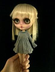 Lolli + Melacacia Angel Dress