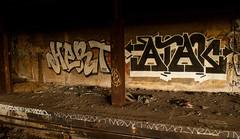 (break.things) Tags: nyc newyorkcity ny newyork net abandoned graffiti bf atak hert nsf dethkult dkult