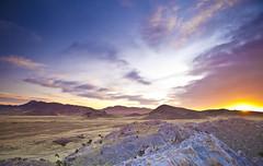Topaz Mountain (Laura Travels) Tags: sunset utah topaz rockhounding newvision topazmountain peregrino27newvision