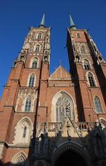Wrocaw Cathedral / Archikatedra w. Jana Chrzciciela (*Vasek*) Tags: nikon poland polska polen wrocaw breslau polsko vratislav d80