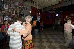 Rose always has fun @ a polka dance (polkabeat) Tags: jeff club mark jimmy houston continental polka midtown brosch halata pollkabeatcom