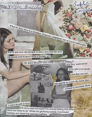 Virgin Suicides page (RE) Tags: zine collage sofiacoppola teenangst thevirginsuicides