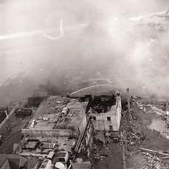 Pacific Ocean Park Pier Fire 1970