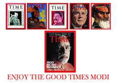 Narendra Modi is on Time Magazine Cover: News