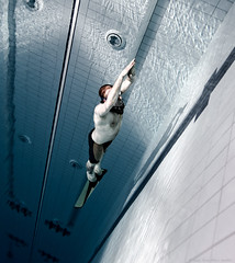 The Great Northern (apneaboy111) Tags: people sports water pool swimming swim liverpool underwater dynamic unitedkingdom competition freediving fin apnea plongée gbr monofin skindiving freediver dyn apnée breathhold chrislaycock plongže apnže